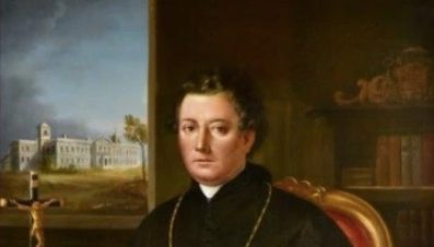 INTERNATIONAL SYMPOSIUM – A Baroque Bishop in Colonial Australia:  The cultural patronage of Bishop James Goold (1812-1886)