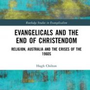 Hugh Chilton: Invitation to online Book Launch