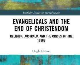 Hugh Chilton: Invitation to online Book Launch