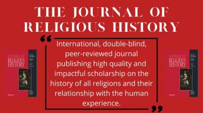 New Directions for the Journal of Religious History